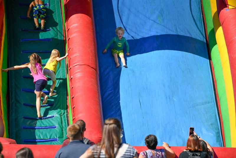 Dry Slides Rentals and Catering