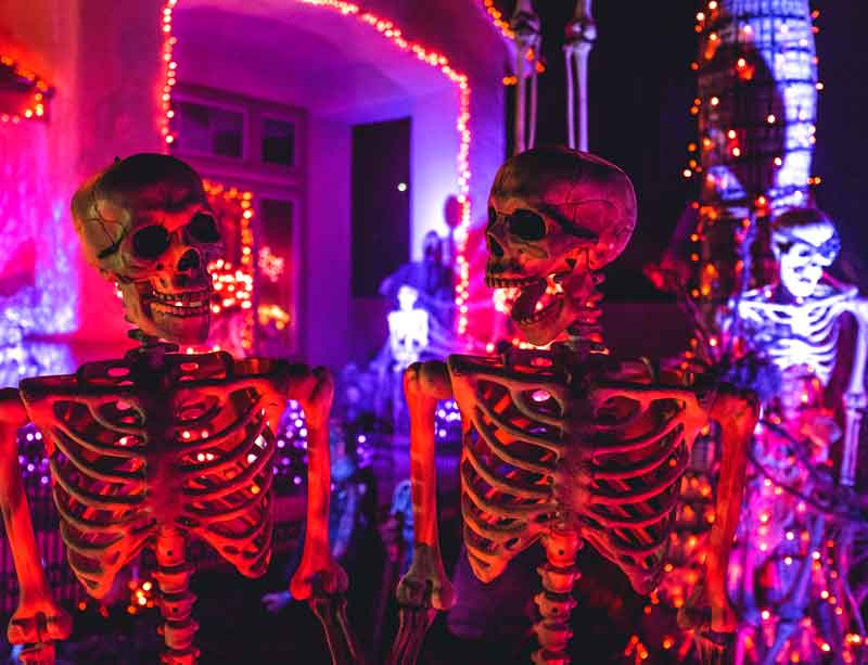 halloween party rental events