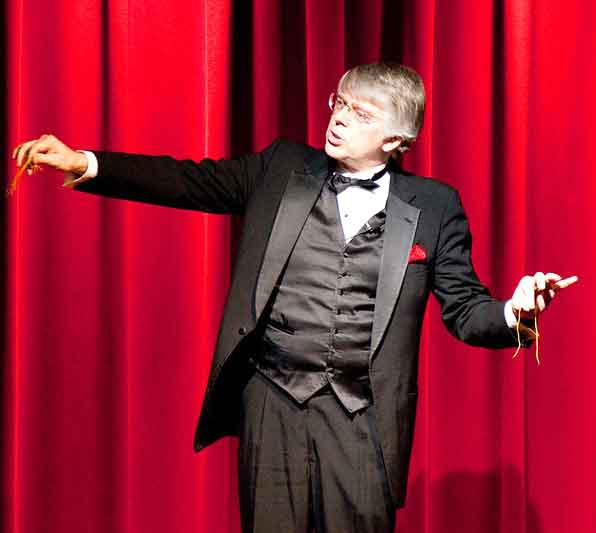 magic show events