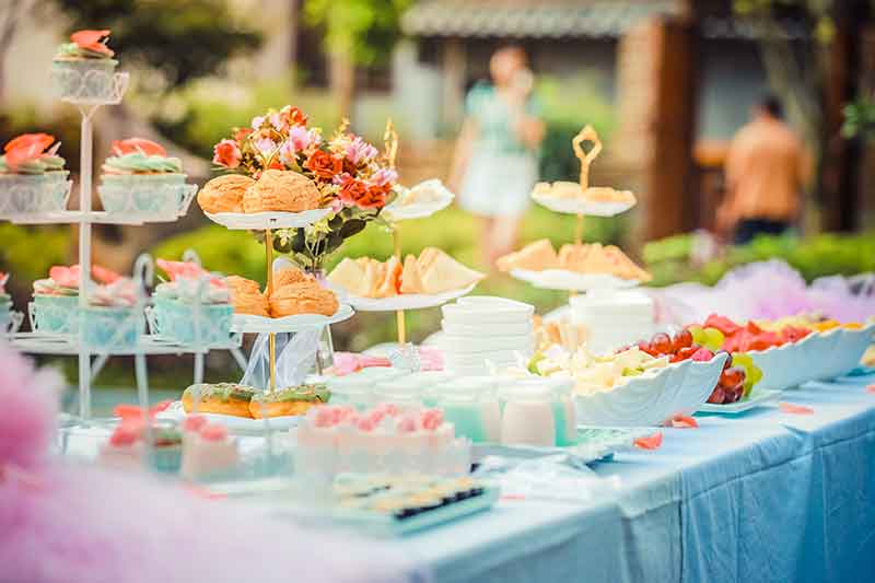 tea party events