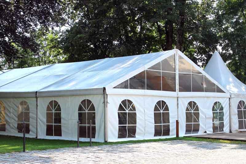 Tent Rental Canopy Windows