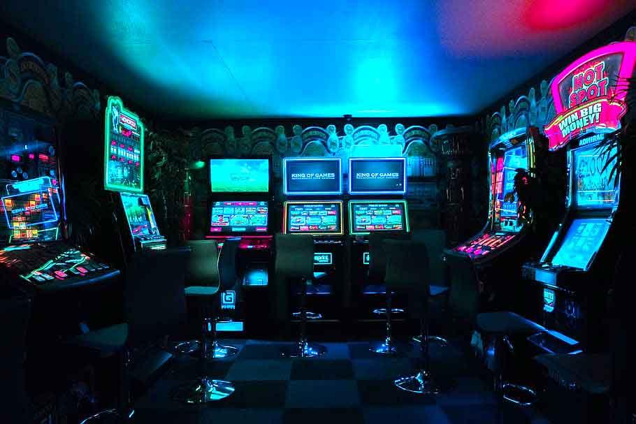 Video Arcade Trailer